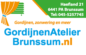 Gordijnen Atelier Brunssum