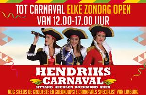 Hendriks Mode & Carnaval
